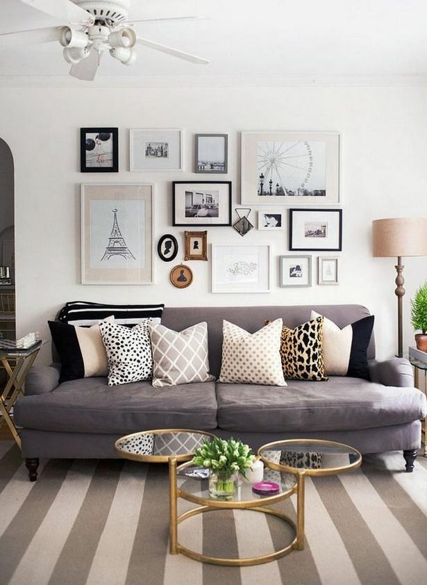 Wanddeko fr wohnzimmer