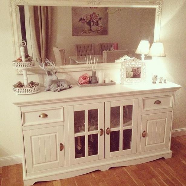 Wohnzimmer deko vintage