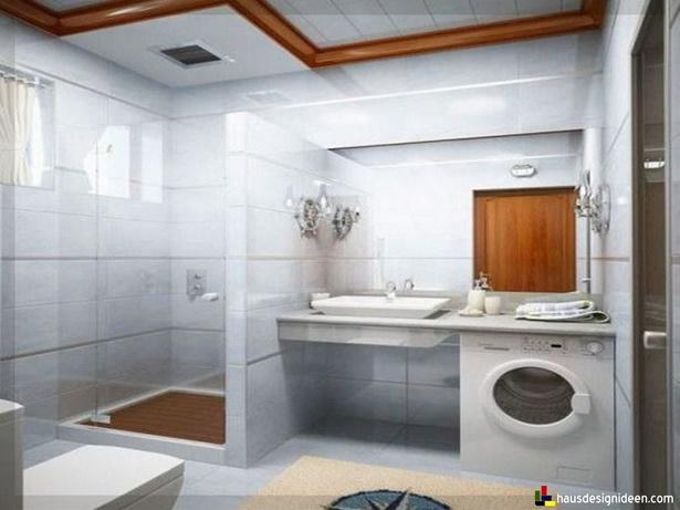 Waschmaschine kleines bad