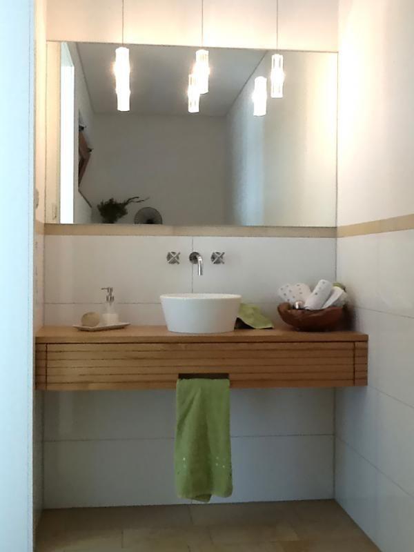 Badezimmer ideen waschtisch
