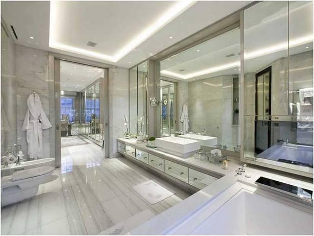 Luxus Badezimmer Einrichtung - artmedia.club