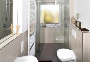 Renovierung kleines badezimmer