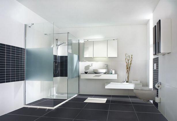 Badezimmer Teilweise Gefliest - Hochzeits- und Frisureninspirationen ...