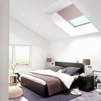 Wohn und schlafzimmer in einem einrichten