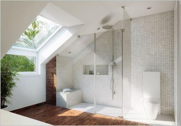 Badezimmer ideen dachschrge