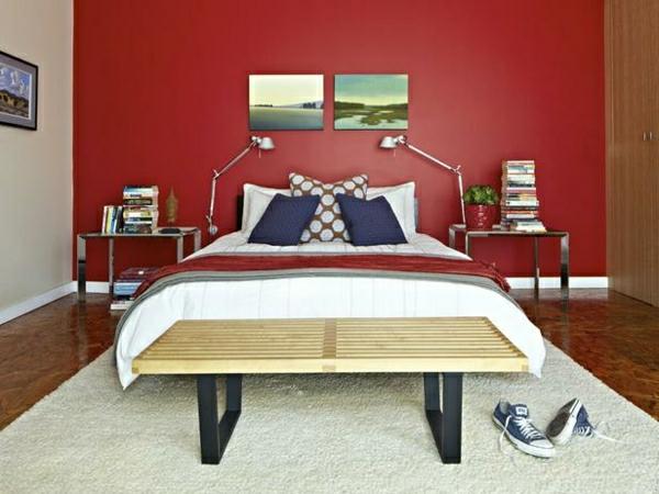 Farben schlafzimmer wnde