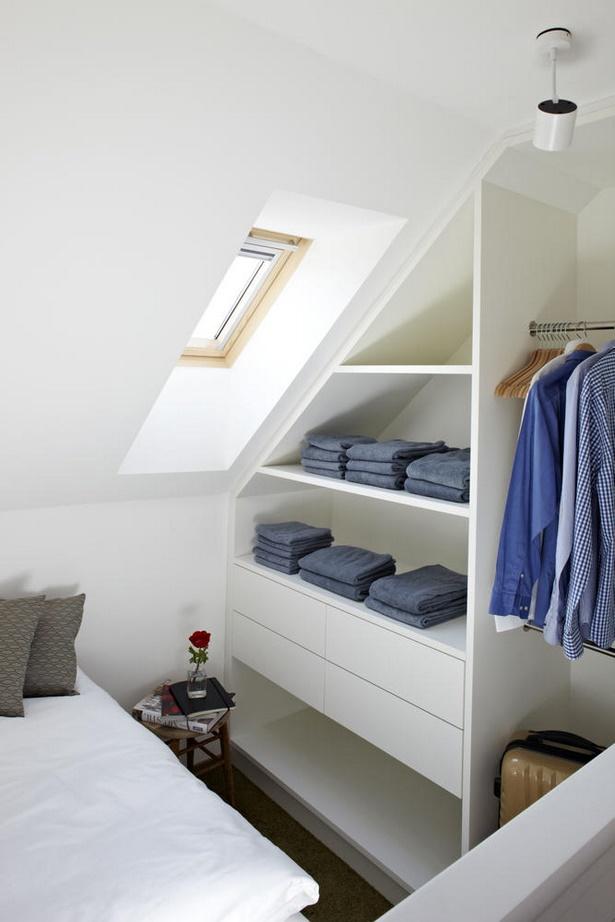 Einrichtung schlafzimmer mit dachschrge