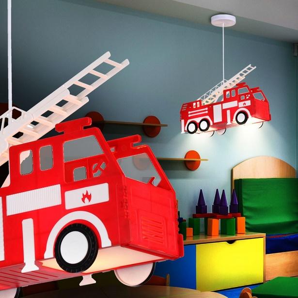 Feuerwehr kinderzimmer gestalten