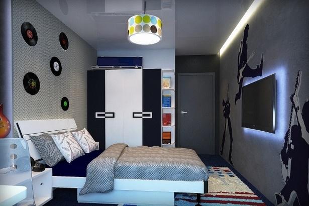 Jugendzimmer dekorieren jungs