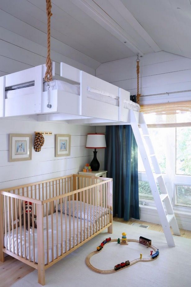 Jugendzimmer mit hochbett gestalten