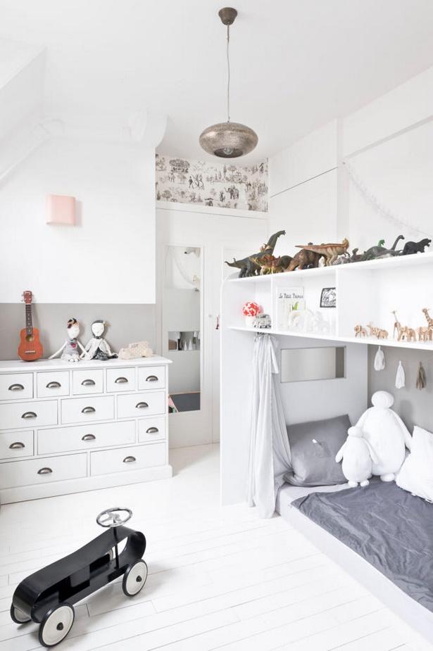 Kinderzimmer klein einrichten
