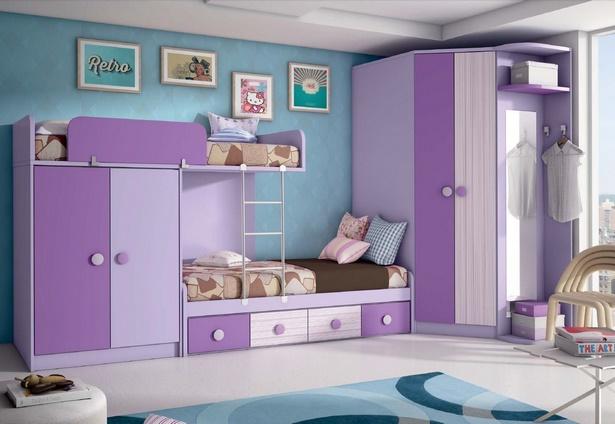 Kinderzimmer komplett mit hochbett