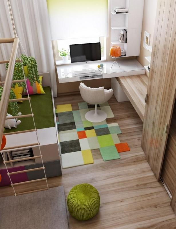 Kleine rume einrichten jugendzimmer