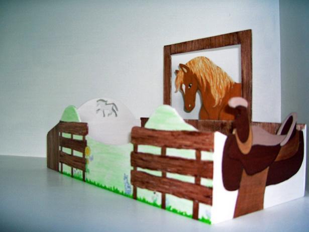 Pferde kinderzimmer gestalten