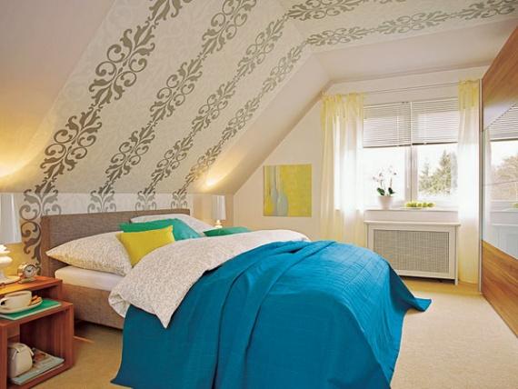 Raumgestaltung schlafzimmer dachschrge