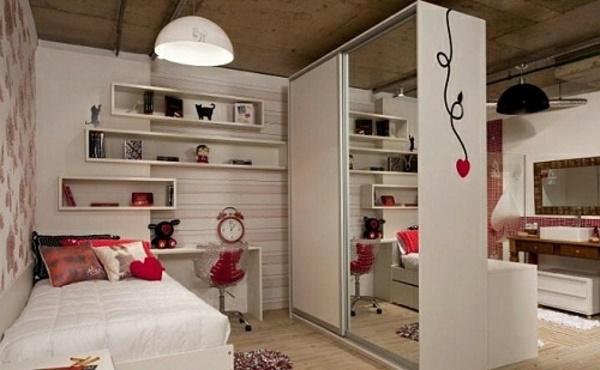 Schlafzimmer fr jugendliche