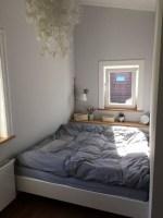 Schlafzimmer gestalten kleiner raum