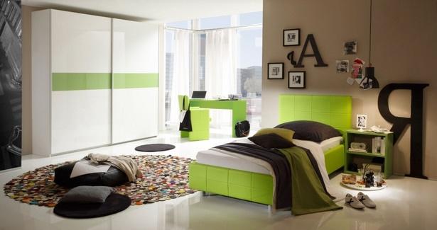 Schlafzimmer Braun Grn