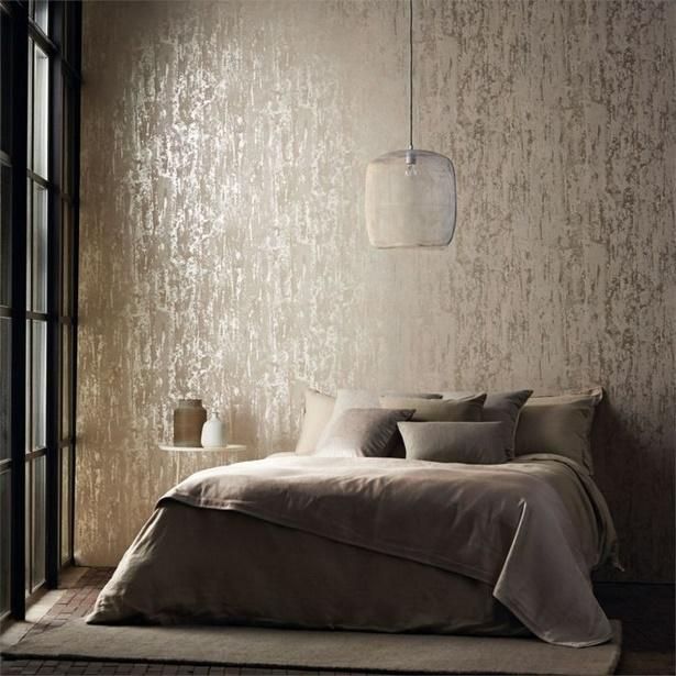 Wandgestaltung schlafzimmer beispiele