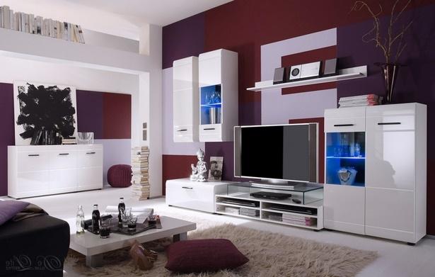 Wohnzimmer einrichten weie mbel