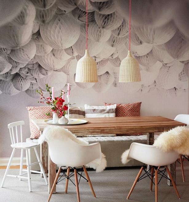 Wohnzimmer kreativ gestalten