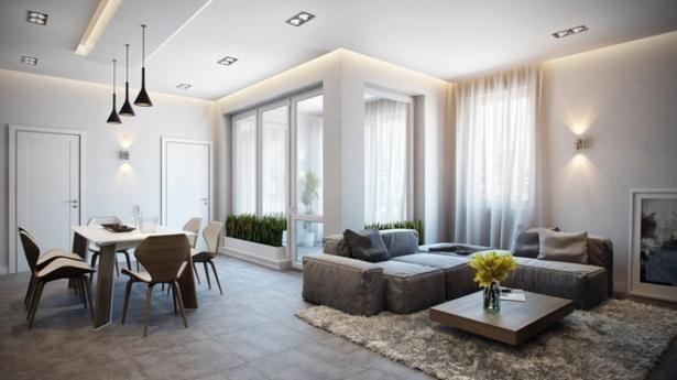 Wohnzimmer modern einrichten ideen