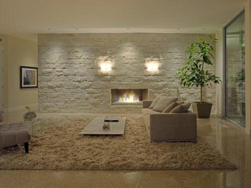 Wohnzimmer wnde modern gestalten
