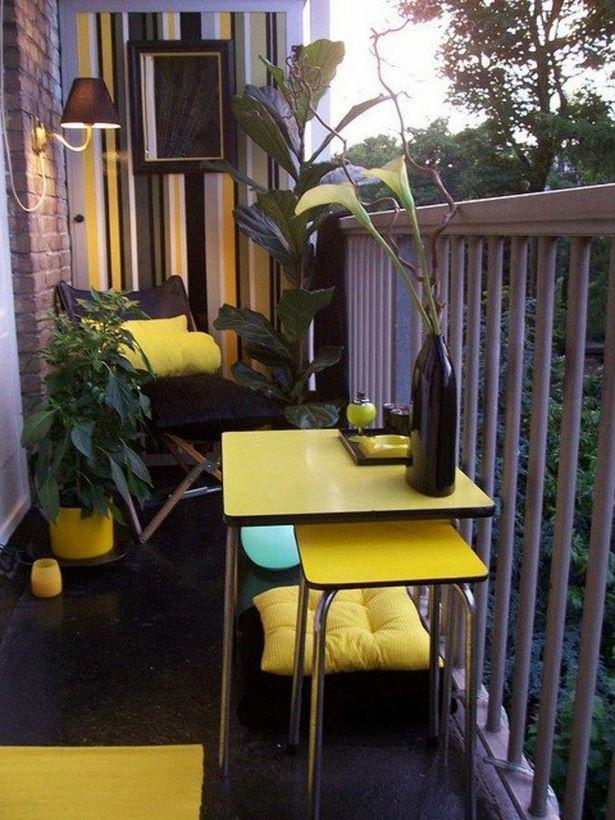 Ideen fr schmalen balkon