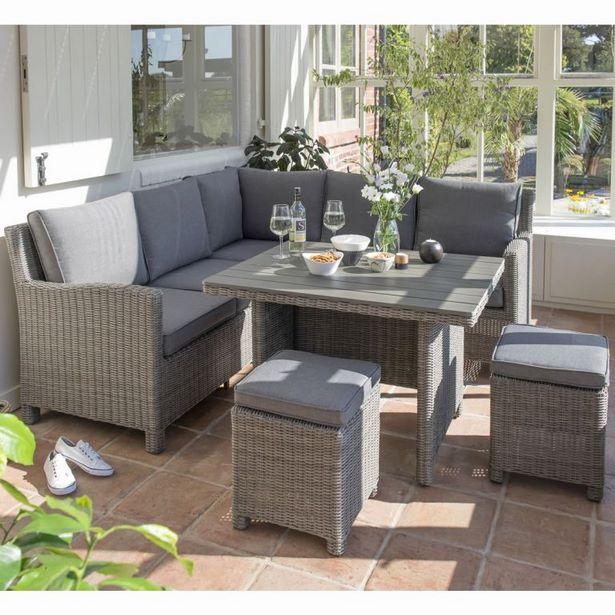 Mini lounge balkon