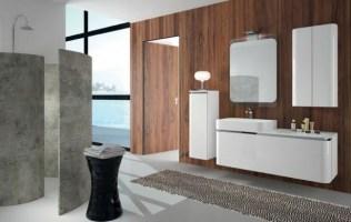 Badeinrichtung modern