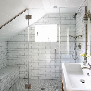Badideen fr kleine bder mit dachschrge