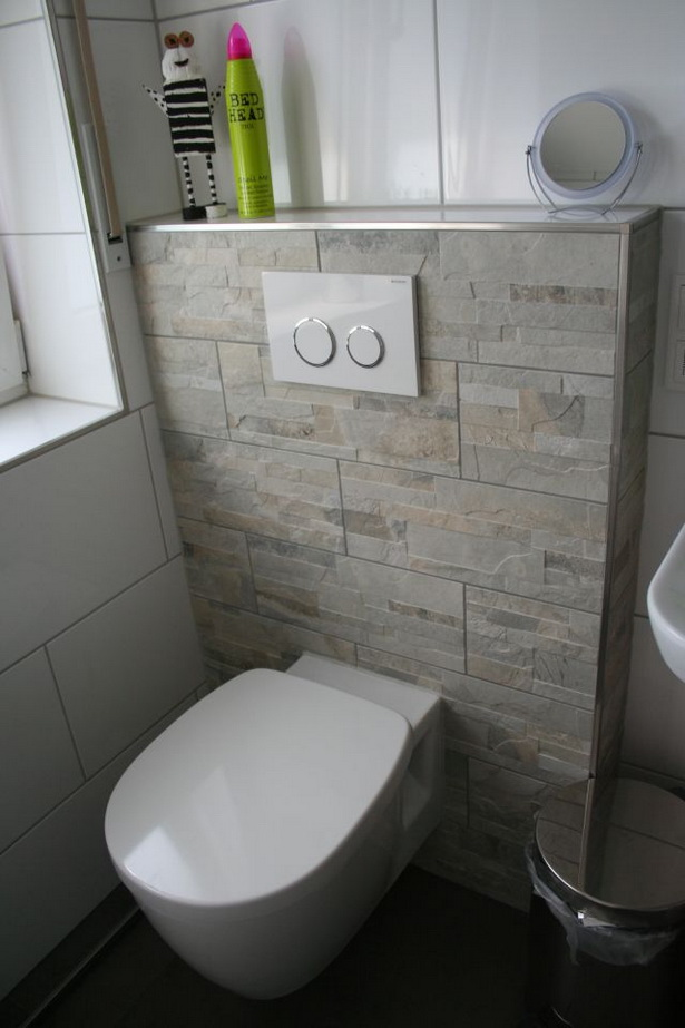 Gste wc fliesen ideen