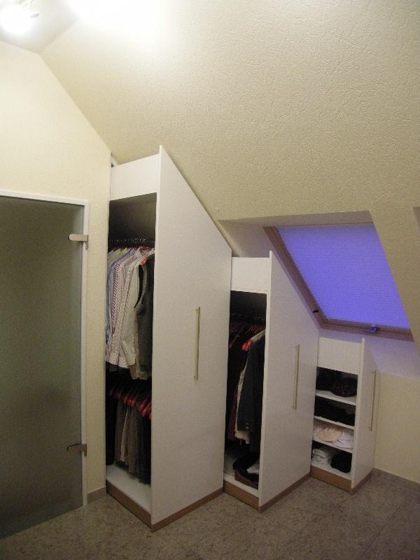 Dachschrge deko schlafzimmer