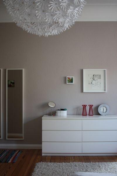 Wandfarben gestaltung schlafzimmer