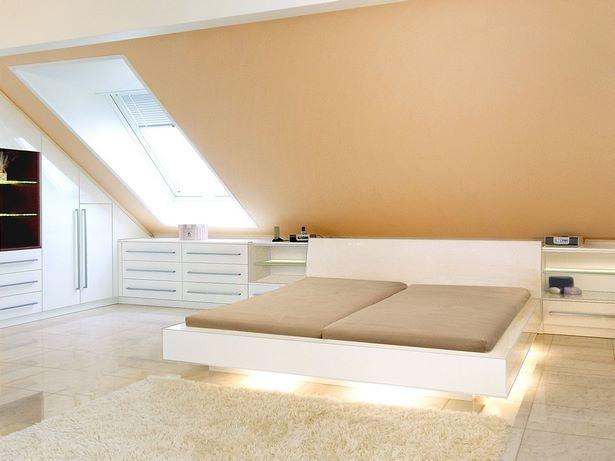 Wand Streichen Ideen Schlafzimmer  Altrosa Wandfarbe - Den
