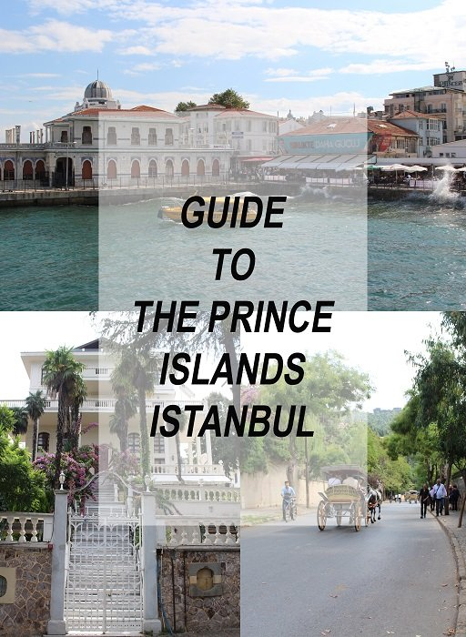 A guide to the Prince Islands in Istanbul, Turkey