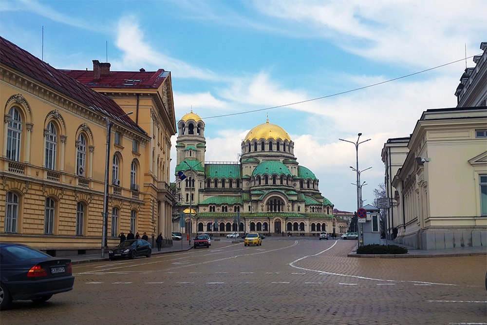 1 Day in Sofia Walking Itinerary