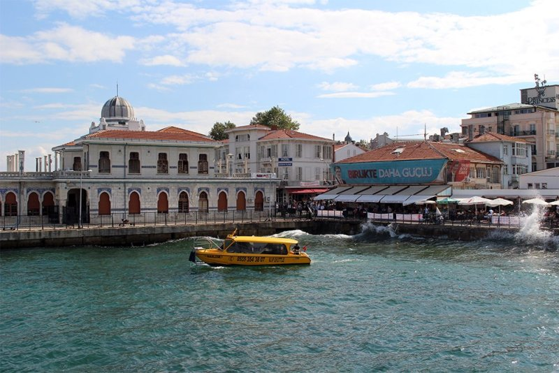Büyükada pier | The Prince Islands: how to get, places to see, things to do