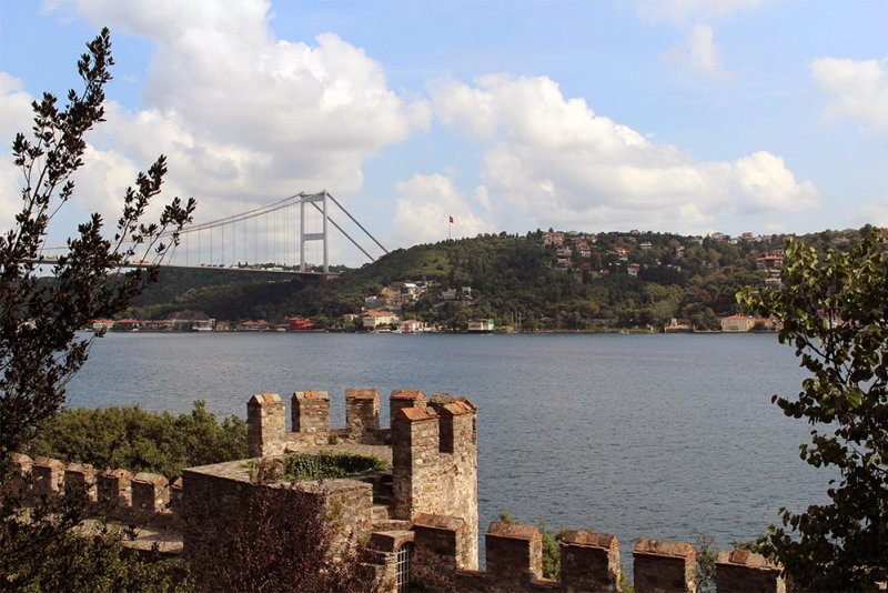 Rumelihisari | 20+ Places to See in Istanbul