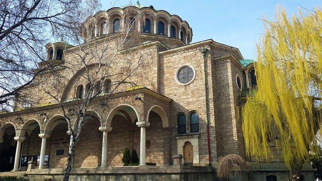 1 Day in Sofia Walking Itinerary   Sveta Nedelya Church
