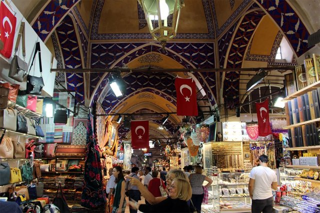 Grand Bazaar | 20+ Places to See in Istanbul