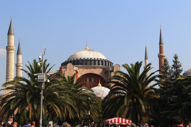 Hagia Sophia | 20+ Places to See in Istanbul