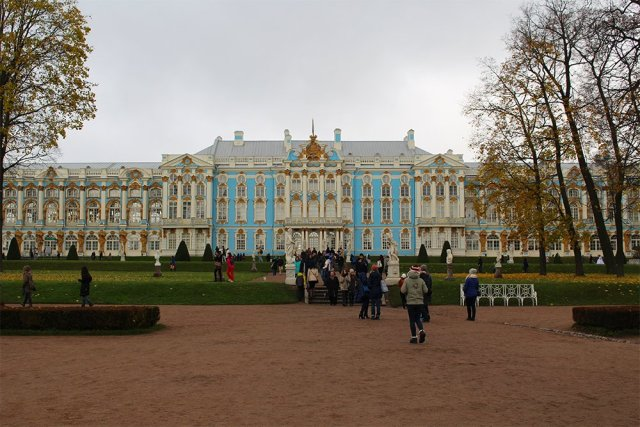 3 Best 1-Day Trips from St. Petersburg | Catherine's Palace