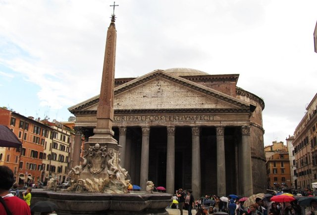 1 Day in Rome Walking Itinerary | Pantheon
