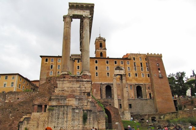 1 Day in Rome Walking Itinerary | Roman Forum