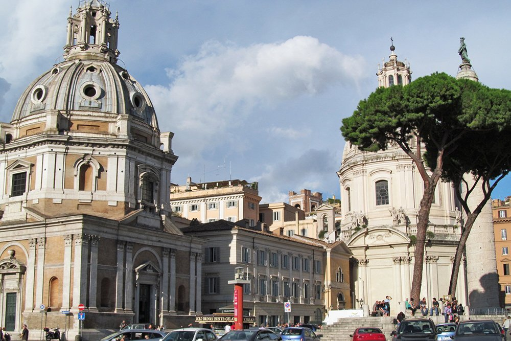 1 Day in Rome Walking Itinerary