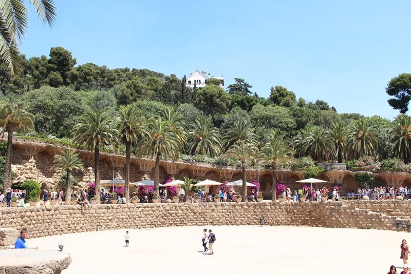 Travel tips for Barcelona, Spain | Park Guell