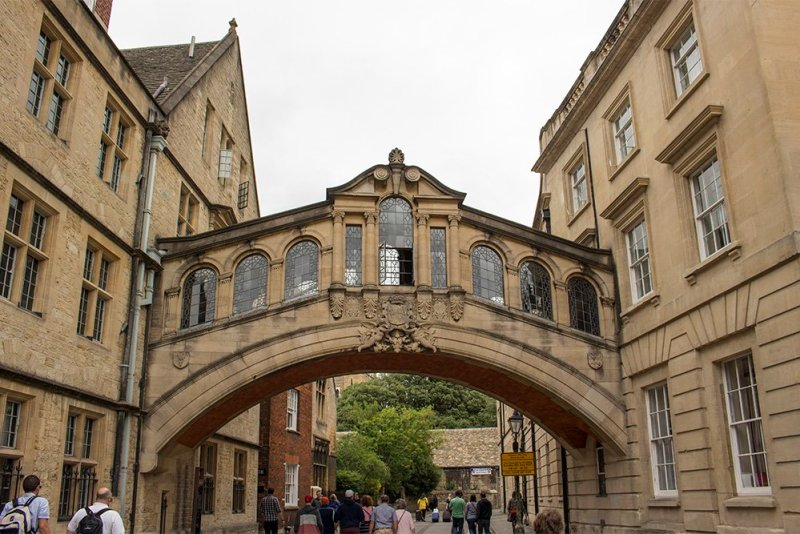 The Bridge of Sighs, Oxford
