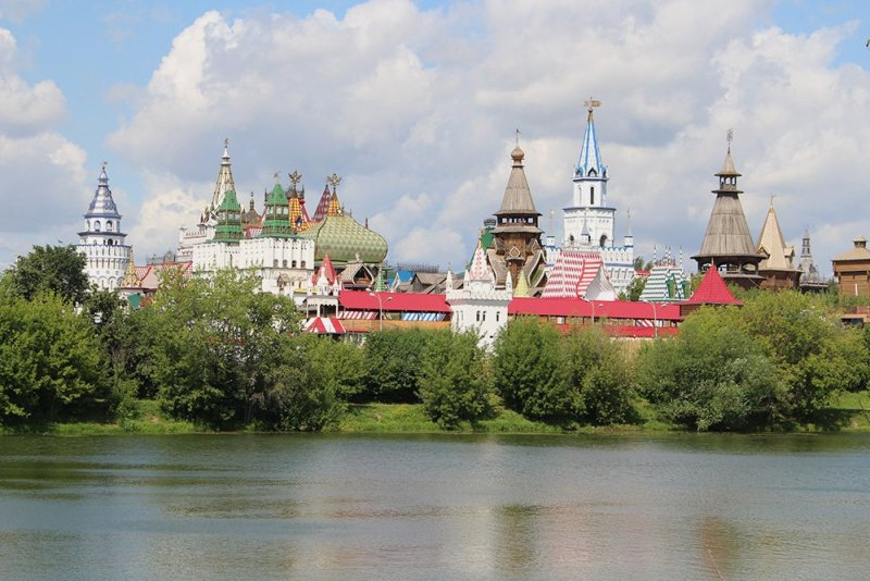 Travelling around Russia: Architectural gems of Moscow