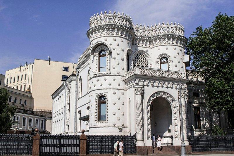 Architectural gems of Moscow, Russia   Arseny Morozov's Mansion on Vozdvizhenka